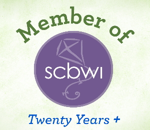 scbwi 20+ years badge