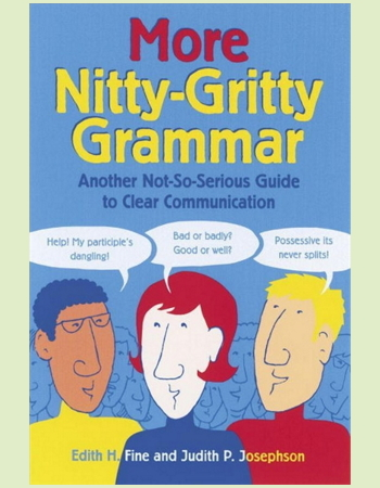More Nitty-Gritty Grammar book cover
