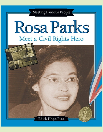 Rosa Parks book cover