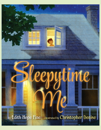 Sleepytime Me book cover