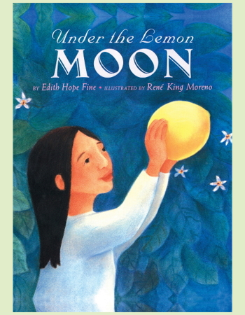 Under the Lemon Moon book cover
