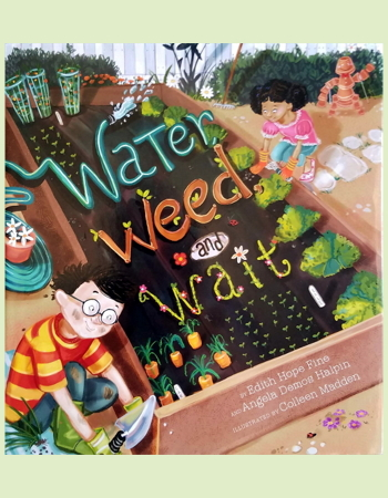 Water, Weed, and Wait book cover