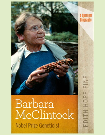 Barbara McClintock book cover