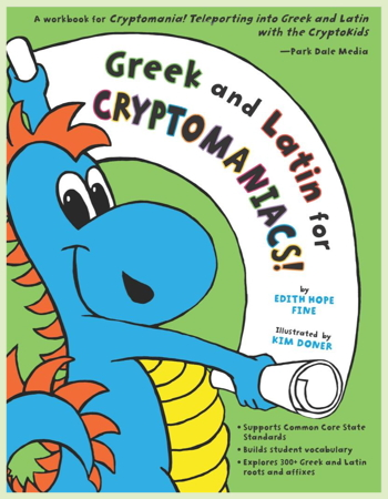Greek and Latin for CryptoManiacs! book cover