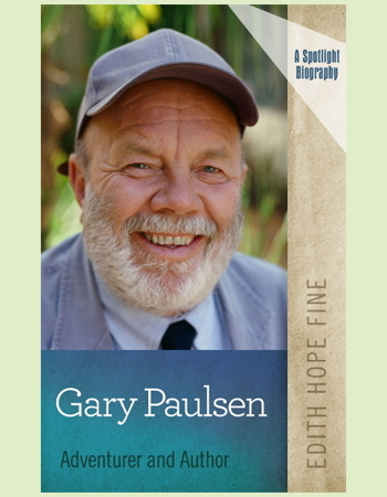 Gary Paulsen book cover