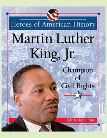 Martin Luther King, Jr. book cover